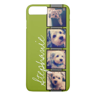 Create Your Own Instagram Photo Collage iPhone 8 Plus/7 Plus Case