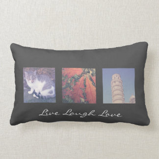 Create your own Instagram photo collage pillow