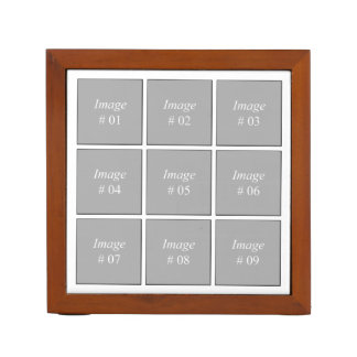 Create your own Instagram photo collection Desk Organiser