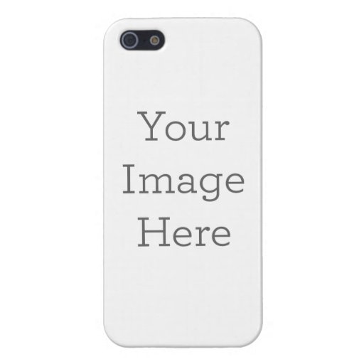 Create Your Own iPhone 5/5S Case