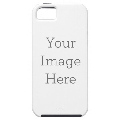 Create Your Own iPhone 5/5S Vibe Case iPhone 5 Case