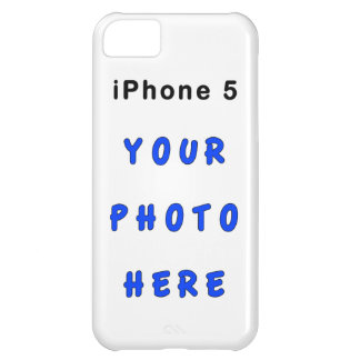 Create Your Own IPhone Covers with Your PHOTO iPhone 5C Case