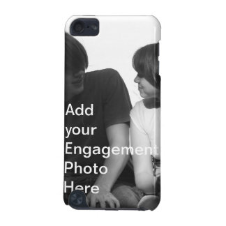Create Your Own IPod Case with Engagement Photo iPod Touch (5th Generation) Cover