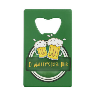 Create Your Own Irish Pub Logo