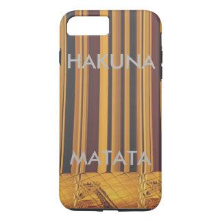 Create your own Kenya Giraffe Hakuna Matata iPhone 8 Plus/7 Plus Case