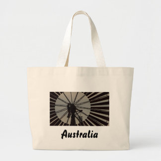 Create your own large tote bag
