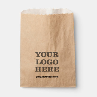 Create Your Own Logo Favour Bag