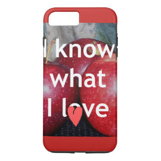 Create Your Own love iPhone 7 Plus Case