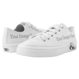 Create Your Own Low Tops