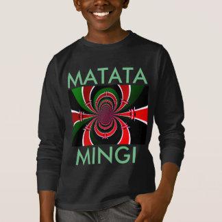 Create Your Own Matata Mingi Kenya Hakuna Matata T-Shirt
