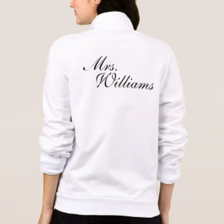 Create Your Own Mrs. Wedding