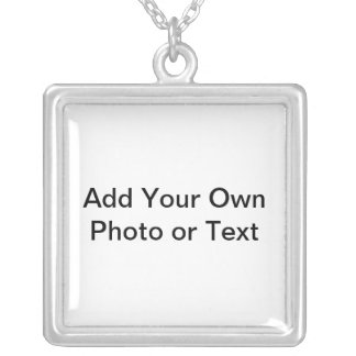 Create Your Own Necklace Square