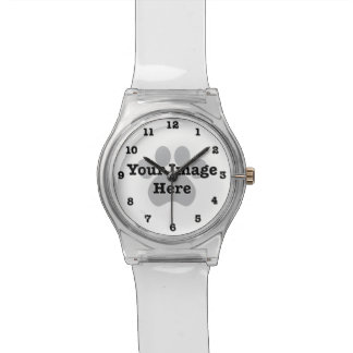 CREATE YOUR OWN NUMBERED WATCH