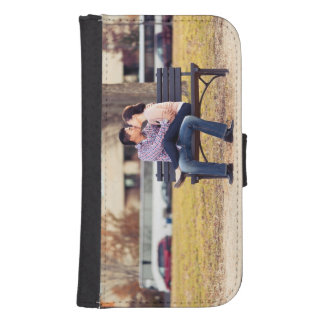 Create Your Own Personal Photo Samsung Wallet Case