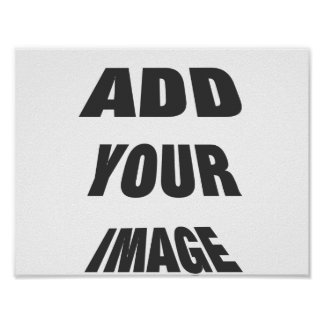 Create Your Own Personalisable Poster Template
