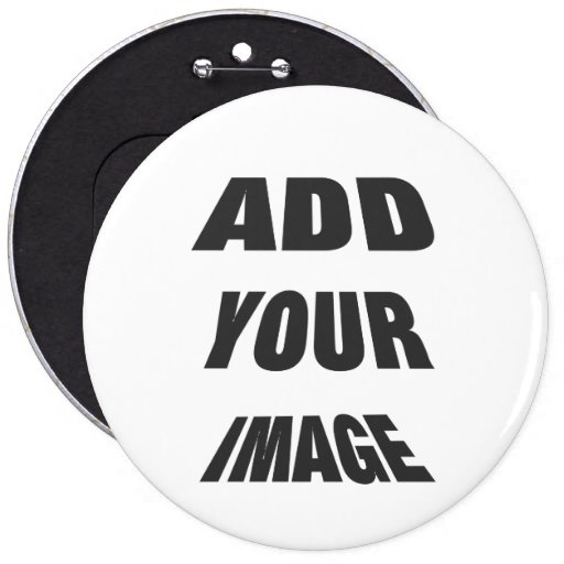 Create your own Personalised Round Button