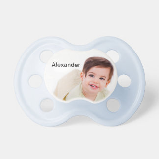 Create Your Own Personalized Blue Pacifier