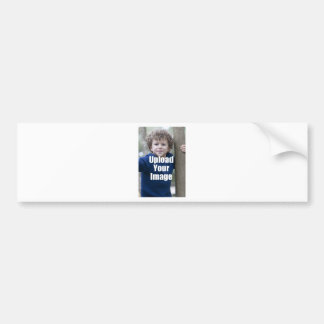 Create Your Own Personalized Photo Mug from Child Bumper Stickers