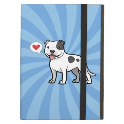 Create Your Own Pet iPad Air Cover