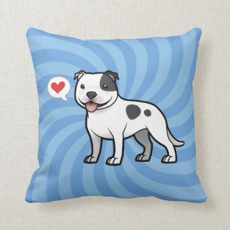 Create Your Own Pet Throw Pillow