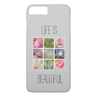Create Your Own Photo Collage iPhone 7 Plus Case