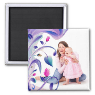 Create your own photo magnet