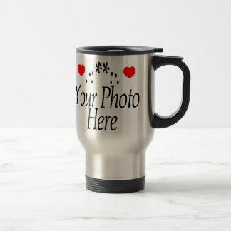 CREATE YOUR OWN PHOTO COFFEE MUG