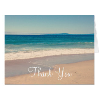 Create Your Own Photo Thank You Card