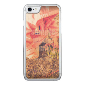 Create Your Own Photo - Vertical Carved iPhone 7 Case