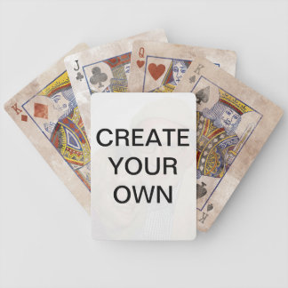 Create Your Own Poker Deck
