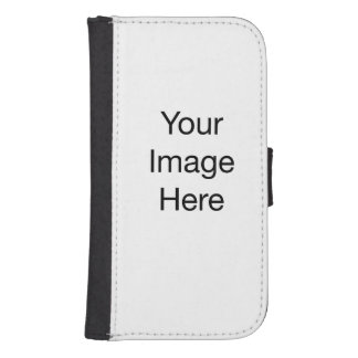 Create Your Own Samsung S4 Wallet Case