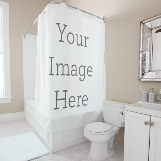 Shower Curtain Create Your Own