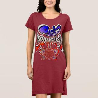 Create your own simple Paris Hakuna Matata Art Dress