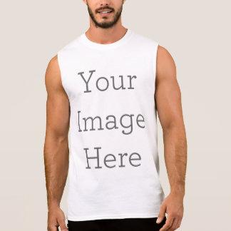 Create Your Own Sleeveless Shirt