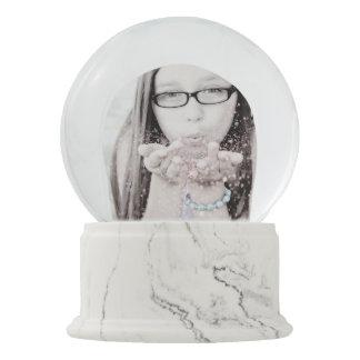 Create Your Own Snow Globe Online Custom Photo Snow Globes