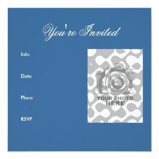 Create Your Own Square Invitation 8