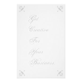Create Your Own Stationery