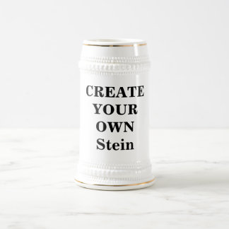 Create Your Own Stein Mugs
