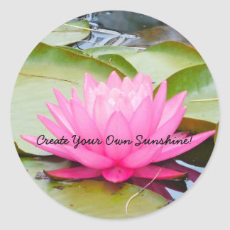 Create Your Own Sunshine Sticker