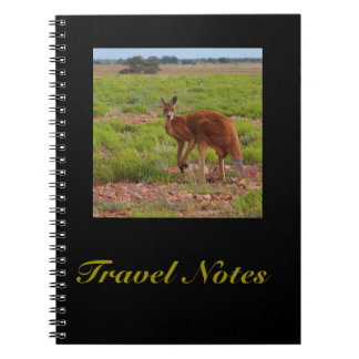 Create your own travel notebook