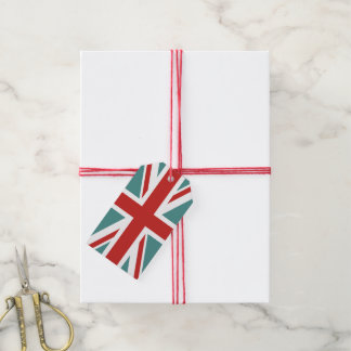 Create Your Own Union Jack Gift Tags