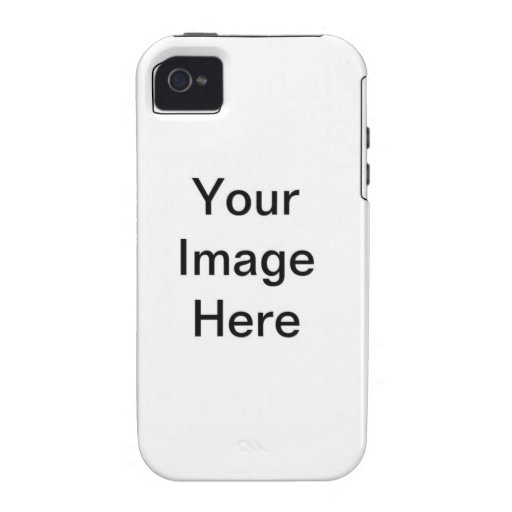Create Your Own Valentine s Day Cute Gift Vibe iPhone 4 Case