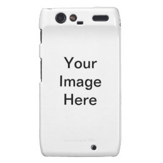Create Your Own Valentine s Day Cute Gift Motorola Droid RAZR Cases