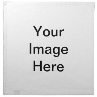 Create Your Own Valentine s Day Cute Gift Printed Napkin