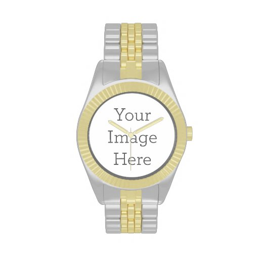 Create Your Own Wrist Watches