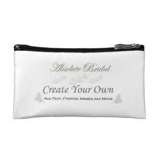 Create Your Own Wedding Cosmetic Bag