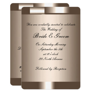 Create your own Wedding Invitation 2