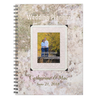Create Your Own Wedding Plan Notebook