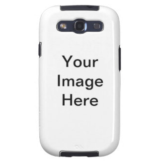 Create Your Own Women Valentine Gifts QPC Template Samsung Galaxy S3 Case