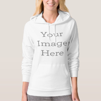 Create Your Own Women's American Apparel Pullover